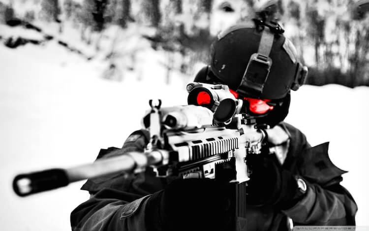 sniper launch jacking atirador de elite