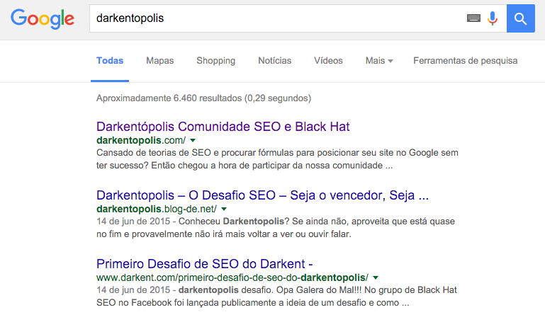 darkentopolis comunidade black hat